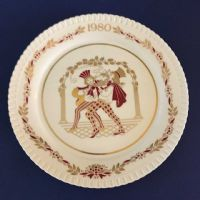 Spode - Limited Edition - Christmas Plate - 1980